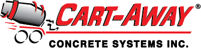 Portable Concrete Mixer Specialist – Cart-Away Logo